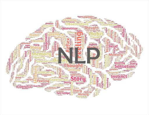 NLP Brain cloud